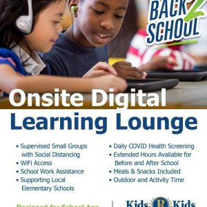 Kids R Kids Learning Academy Distance Learning