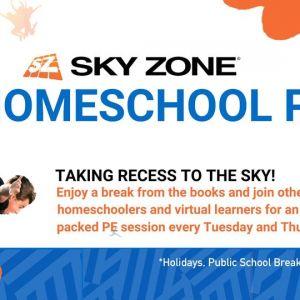 SkyZone Homeschool PE