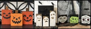 10/10 Halloween Make and Take Workshop at Board and Brush