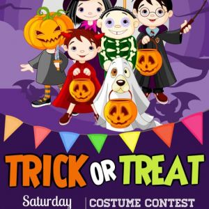10/31 Trick or Treat at Tampa Mall