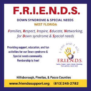F.R.I.E.N.D.S. Down Syndrome and Special Needs - West Florida