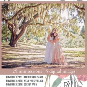 11/21-12/06 Holiday Mini Sessions - Robin Reiss Photography